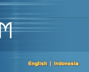 Switch to Indonesian Language
